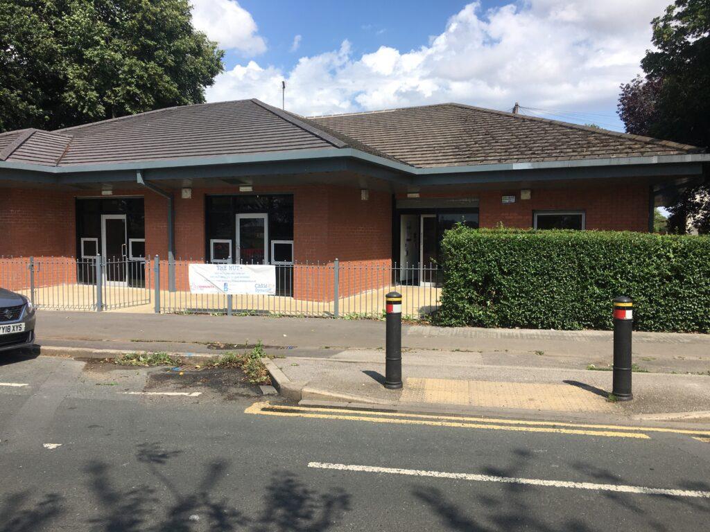 The Hut, Preston Road Hull