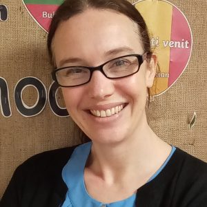 Naomi Clark, Head of Childcare